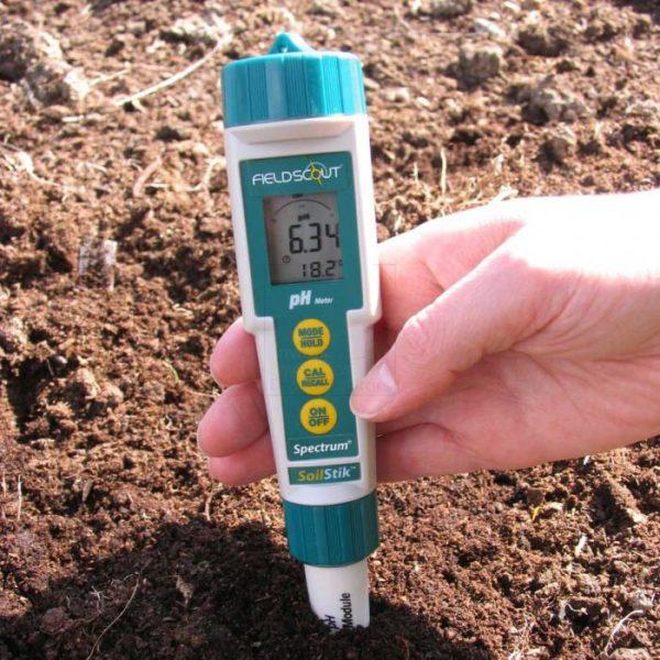 pH метр для почвы