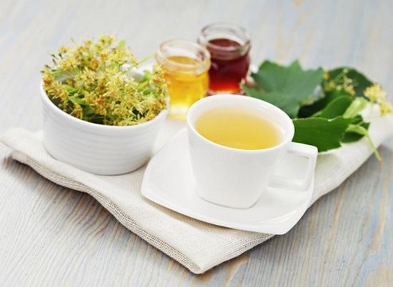 Чай с высушенным коровяком