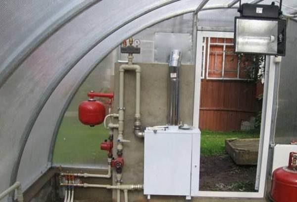 Электрокотел отопления оснащен системами автоматики и безопасности