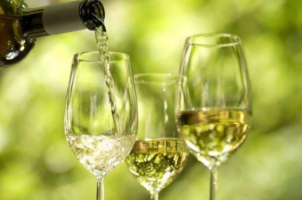 вино из белого винограда в домашних условиях
