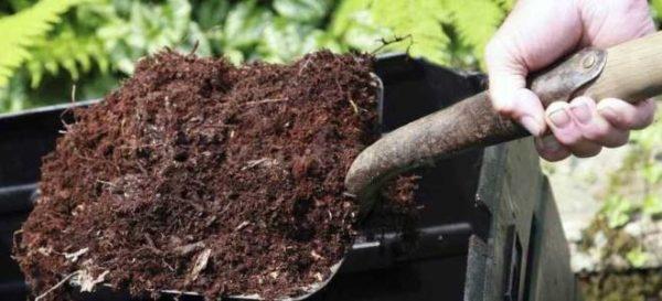 Органическая смесь для осеннего удобрения