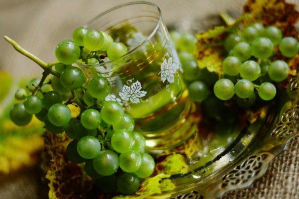 Виноград или его сок помогает бороться с лишним весом