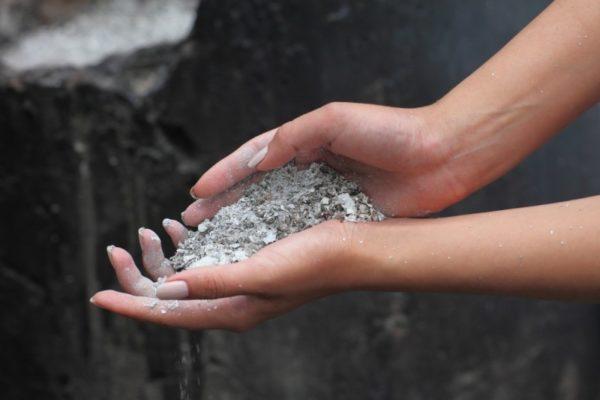 Зола - как один из видов удобрений для клубники