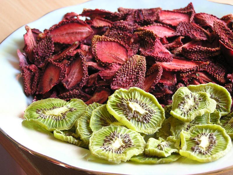 Вяленые фрукты