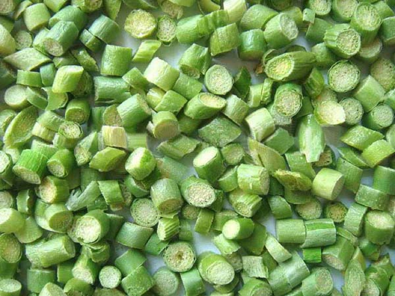 Резаный овощ