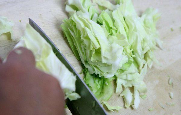 Сушить капусту можно целиком или в измельченном виде